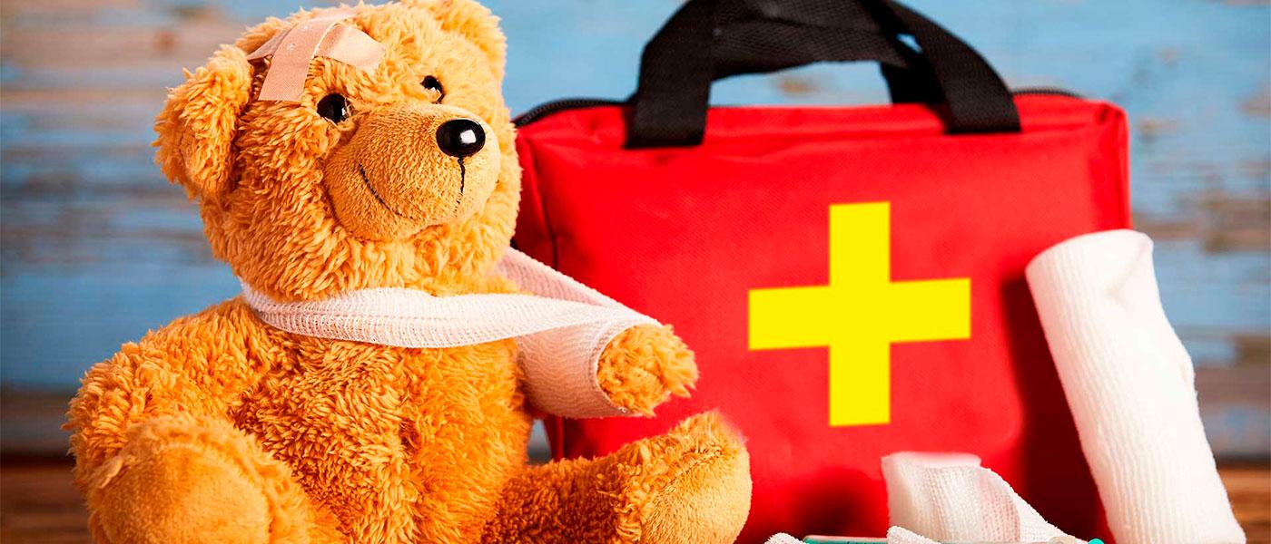 Cursos gratuitos de primeros auxilios para asistir a bebés y niños