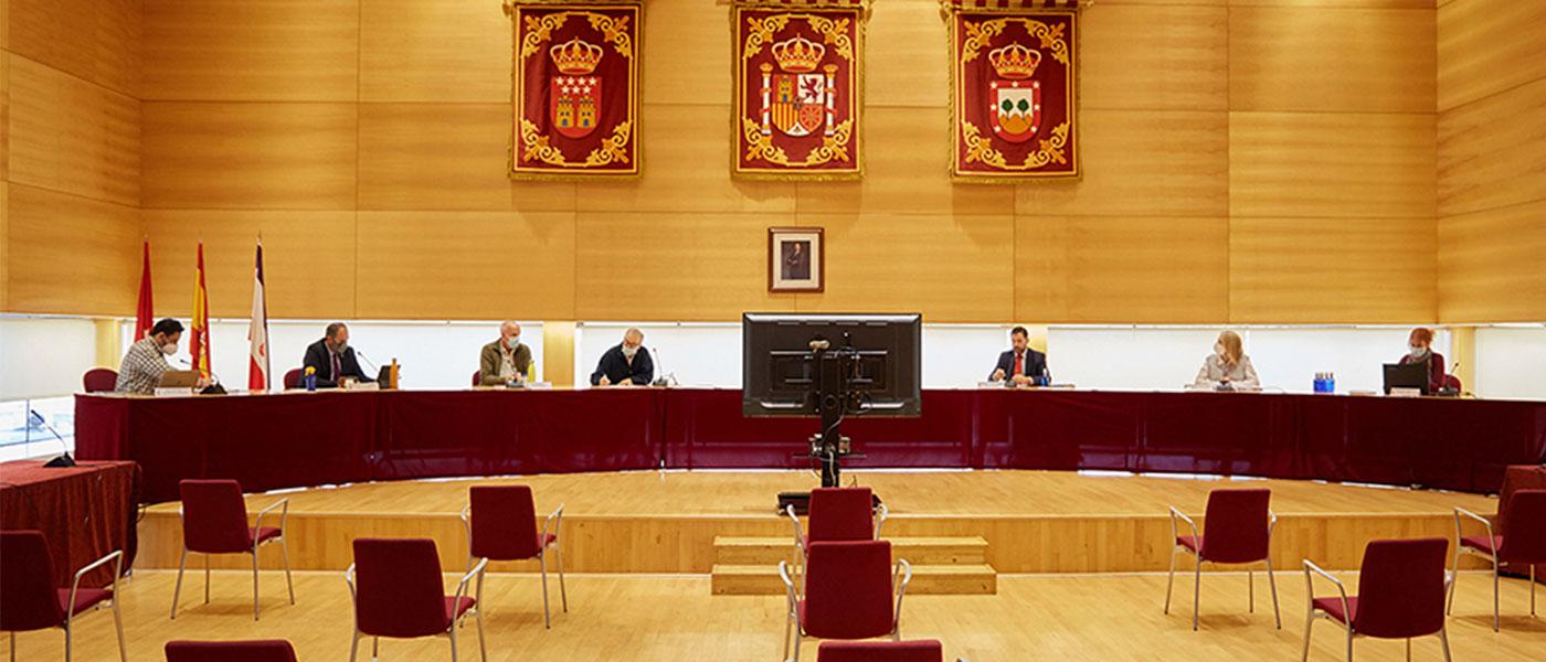 El Pleno del Ayuntamiento aprueba el presupuesto municipal 2021