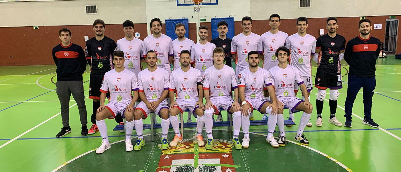 Unión Tres Cantos F.S.   Balance provisional de una temporada atípica