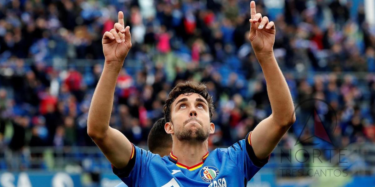 Jaime Mata renueva con el Getafe