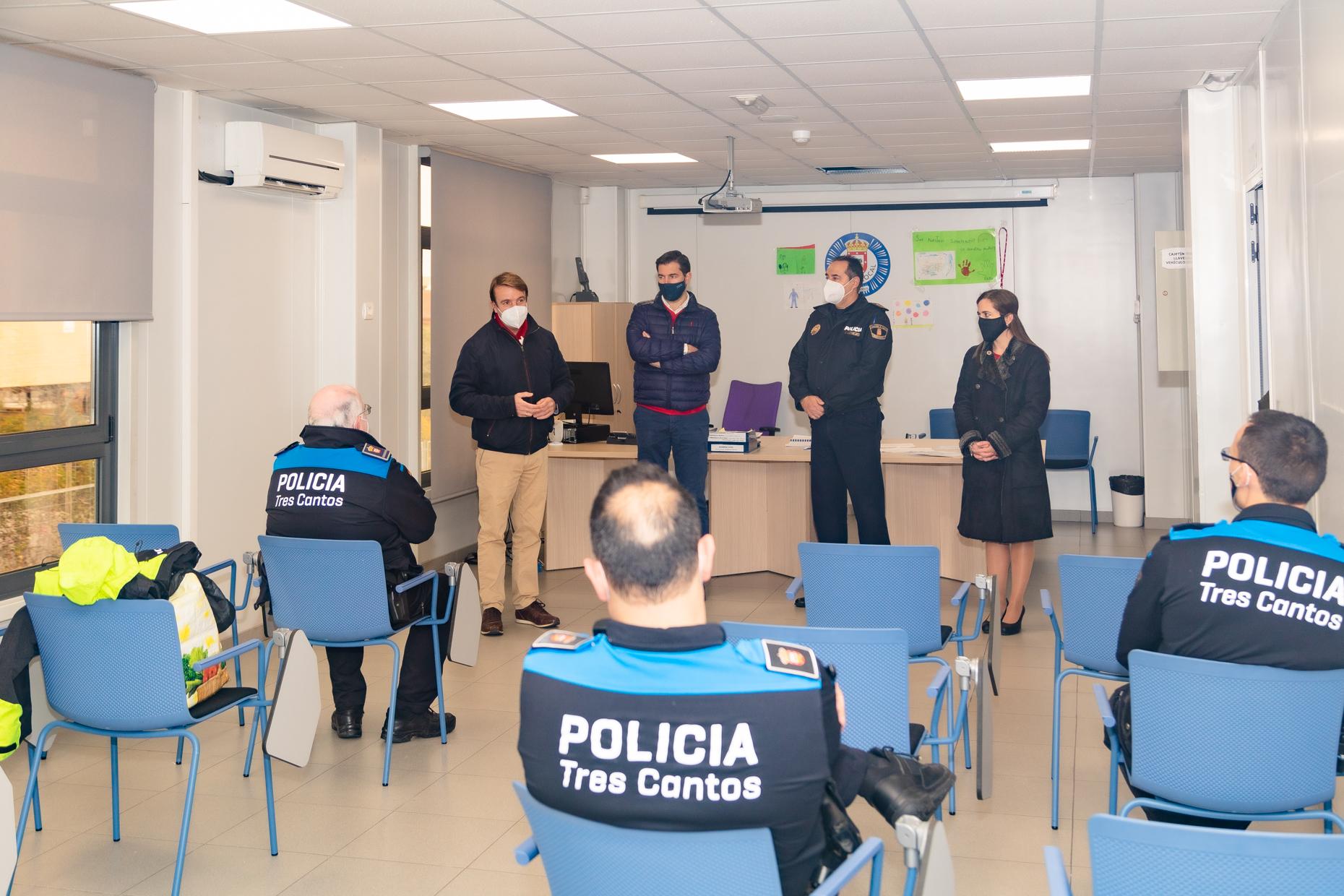 Tres Cantos ya es el municipio más seguro de la Comunidad de Madrid