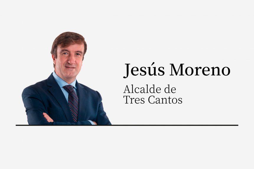 Jesús Moreno |  Programa Savia Tres Cantos