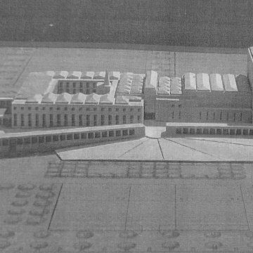 La Casa Consistorial cumple 25 años después de descartar otro proyecto más ambicioso