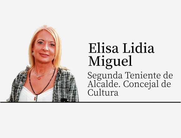Elisa Lidia Miguel | Un verano cultural a pie de calle