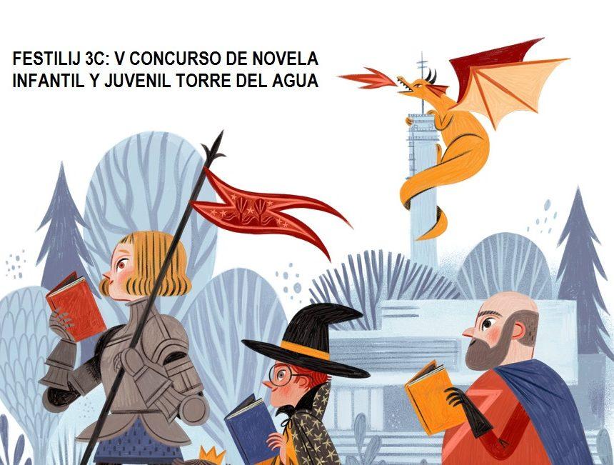 III edición del Concurso de Novela infantil y juvenil FestiLIJj3C
