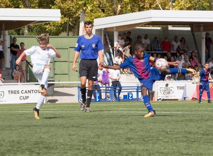 Los campos de Foresta acogen una nueva edición del torneo internacional 'Tres Cantos Cup'
