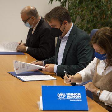El Ayuntamiento destina 20.000 euros a un proyecto de ACNUR para la asistencia básica de población siria en el Líbano