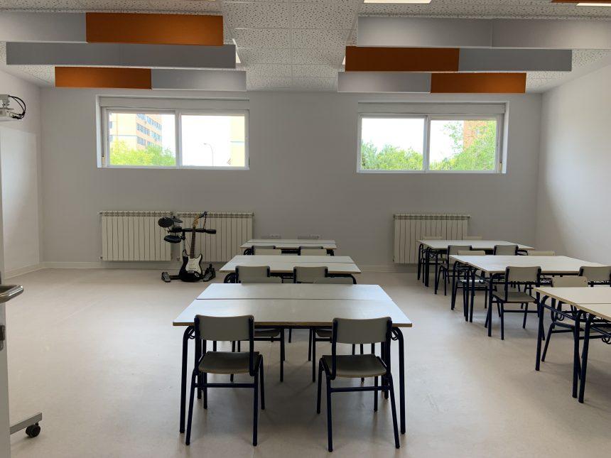 Tres Cantos renueva sus centros escolares públicos
