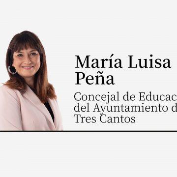 Marisa Peña |  Vuelta al cole con un objetivo: educación de calidad para todos