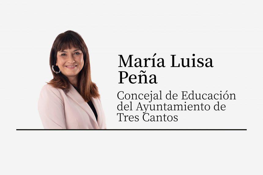Marisa Peña    Vuelta al cole con un objetivo: educación de calidad para todos