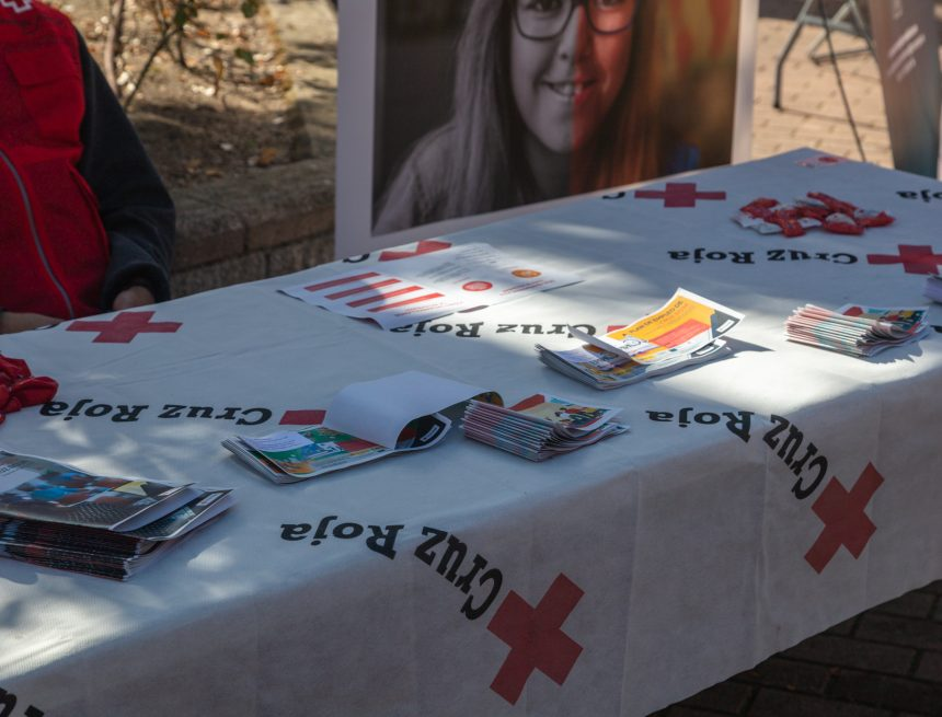 Cerca de 500 tricantinos participaron en el XVI Maratón de Donación de Sangre de Cruz Roja